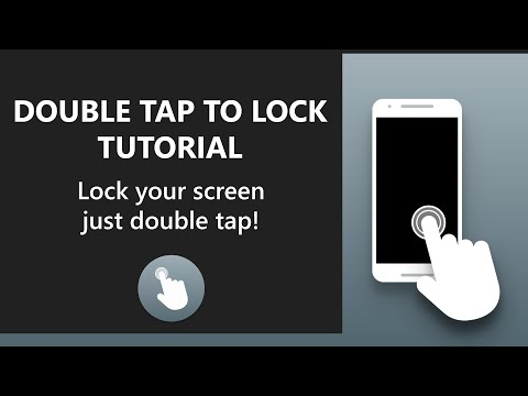 Double Tap To Lock (DTTL) ?✌ / Fast & Light 1 تصوير الشاشة