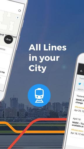 Moovit: Timing & Navigation for all Transit Types screenshot 4