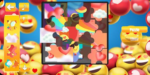 Emoji puzzle 5 تصوير الشاشة