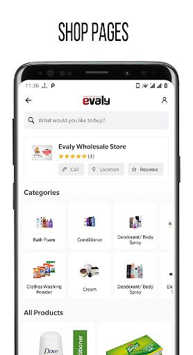 Evaly - Online Shopping Mall 2 تصوير الشاشة