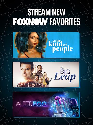FOX NOW: Watch Live & On Demand TV & Stream Sports screenshot 8