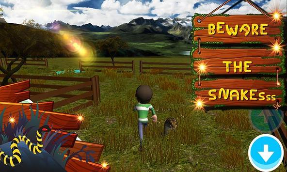 إنقاذ الطفل الحيوان – الأبطال 4 تصوير الشاشة