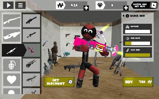 Stickman Rope Hero screenshot 3
