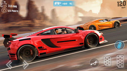Real Car Race Game 3D: Fun New Car Games 2020 screenshot 1