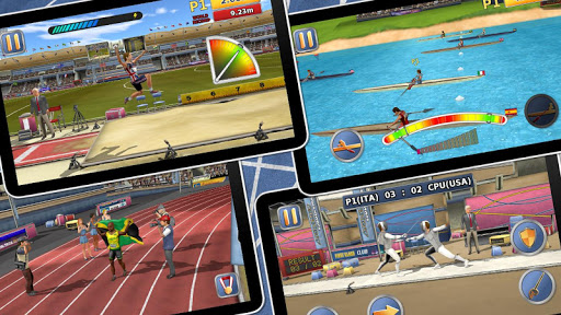 Athletics2: Summer Sports Free screenshot 3