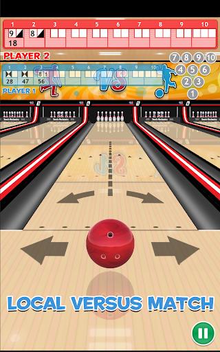Strike! Ten Pin Bowling 15 تصوير الشاشة