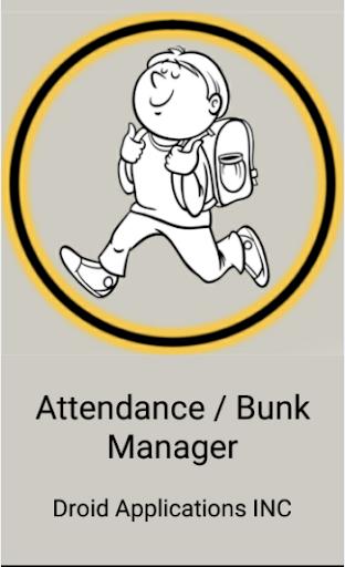 Attendance / Bunk Manager 1 تصوير الشاشة