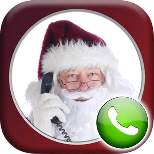 Fake Call from Santa Speak with Real Santa Claus