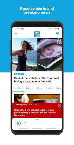 FRANCE 24 - Live international news 24/7 screenshot 5