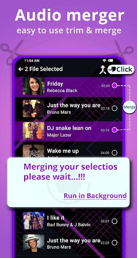 Video Cutter - Music Cutter, Ringtone maker screenshot 5
