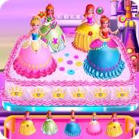 Princesses Cake Cooking on APKTom