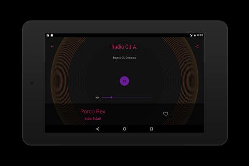 Radioverse - Internet Radio screenshot 10