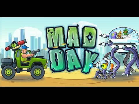 Mad Day - Truck Distance Game 1 تصوير الشاشة