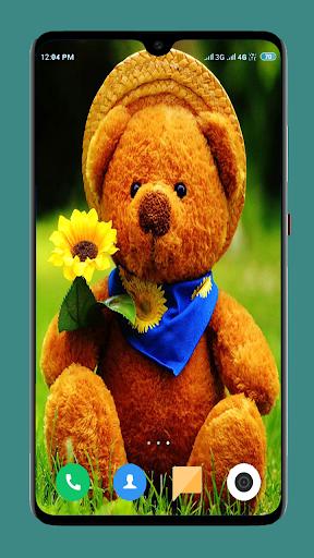 Cute Teddy Bear wallpaper screenshot 7