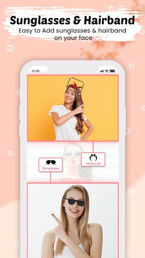 You face Makeup photo editor screenshot 6