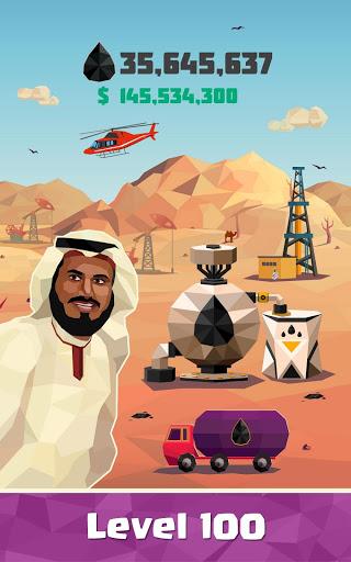 放置石油王:ガソリン工場シミュレーター screenshot 9