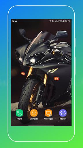 Sport Bike Wallpaper 4K screenshot 16