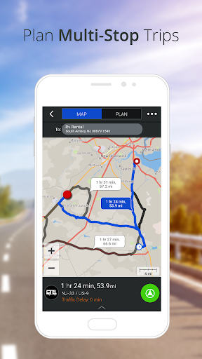 CoPilot GPS Navigation & Traffic screenshot 5