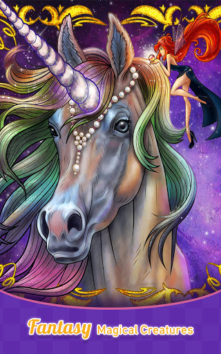 Tap Color- Color by Number Art Coloring Game 21 تصوير الشاشة
