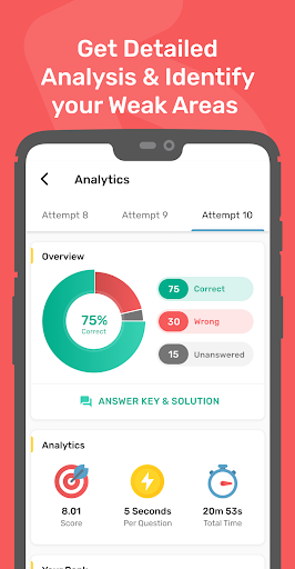 Entri: Learning App to Secure a Job screenshot 6