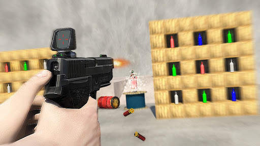 Bottle 3D Shooting Expert screenshot 3