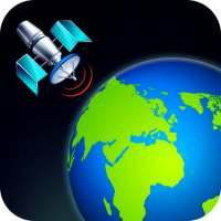 Live Earth Map, GPS Satellite - Travel Navigation on 9Apps