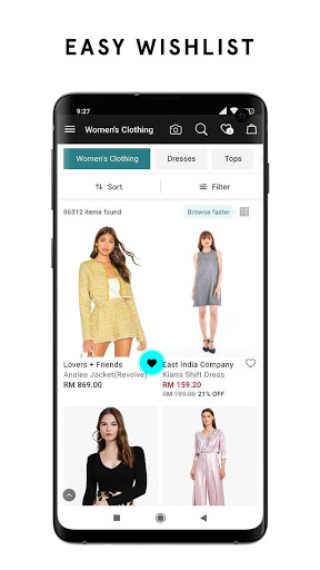 ZALORA - Fashion Shopping screenshot 6