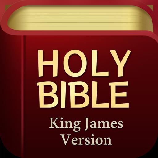 King James Bible (KJV) - Free Bible Verses   Audio icon