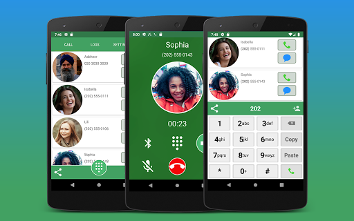 Contacts, Dialer and Phone by Facetocall screenshot 9