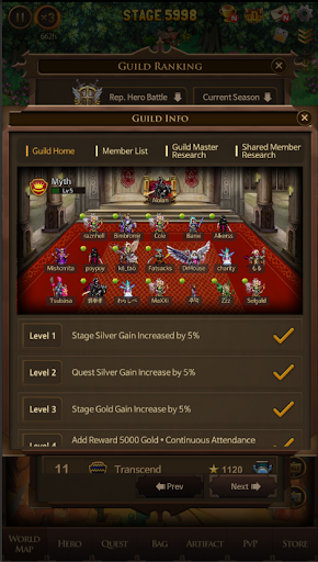 Everybody's RPG screenshot 8