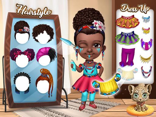 Pretty Little Princess - Dress Up, Hair & Makeup 11 تصوير الشاشة