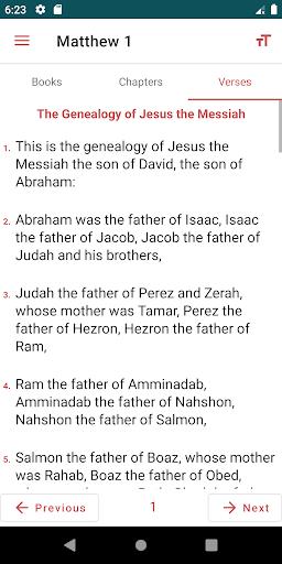 Good News Bible - Holy Bible Good News screenshot 4