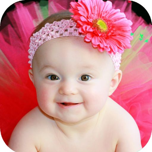 Cute Baby Wallpaper icon