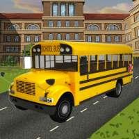 Schoolbus Driving Simulator on 9Apps