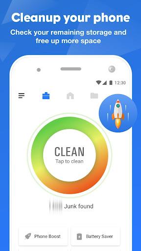 FileMaster: Gerenciar Arquivo, Limpeza Poderosa screenshot 5