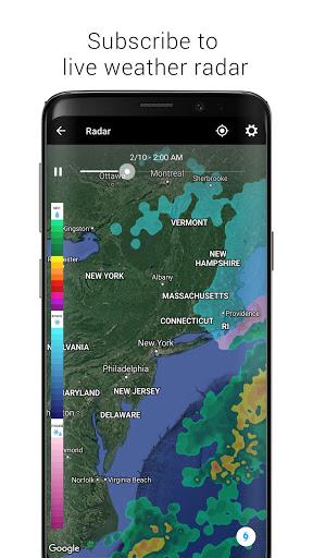 Sense Flip Clock & Weather screenshot 8