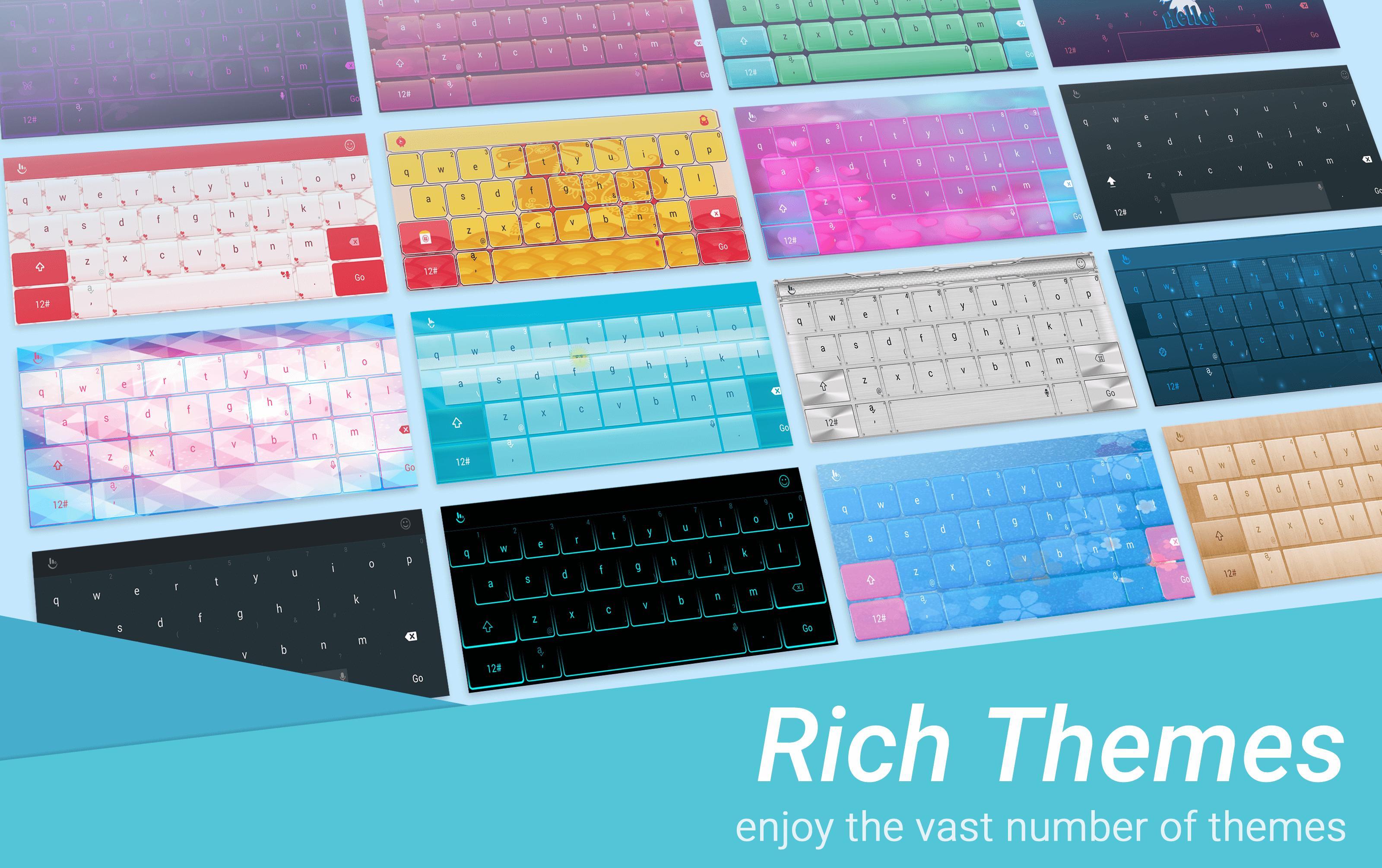 TouchPal Zombie Keyboard Theme 5 تصوير الشاشة