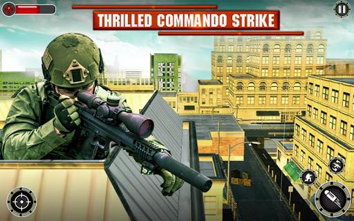 Sniper FPS Fury - Top Real Shooter- Sniper 3d 2018 screenshot 1