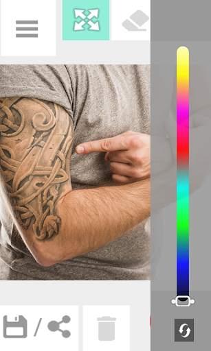 Tattoo my Photo 2.0 screenshot 11