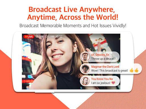 Mobizen Live Stream for YouTube - live streaming screenshot 5