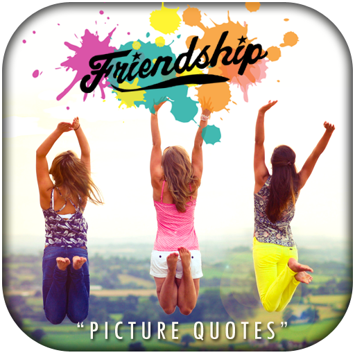 Friendship Picture Quotes أيقونة