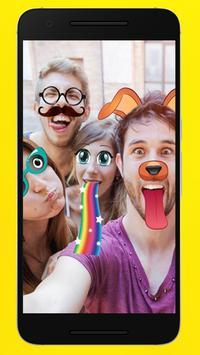 Filters for Snapchat 2020 screenshot 1