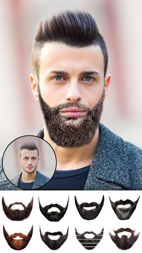 Man Hair Style : New hair, mustache, beard styles screenshot 6