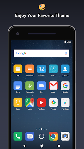 Apex Launcher - Customize,Secure,and Efficient 6 تصوير الشاشة
