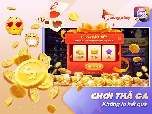 Tú Lơ Khơ ZingPlay 10 تصوير الشاشة