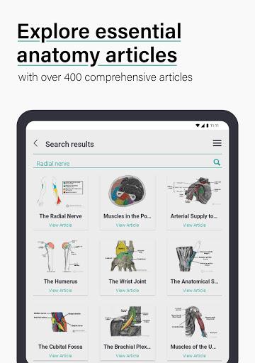 Teach Me Anatomy: 3D Human Body & Clinical Quizzes screenshot 21