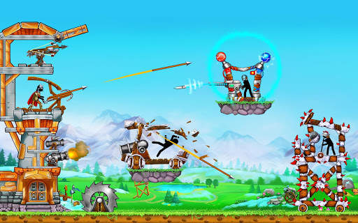 The Catapult 2 — Grow your castle tower defense screenshot 15