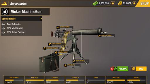 Sniper Game: Bullet Strike - Free Shooting Game screenshot 8