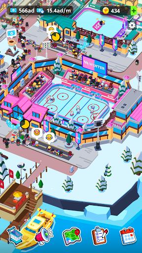 Sports City Tycoon - Idle Sports Games Simulator screenshot 7