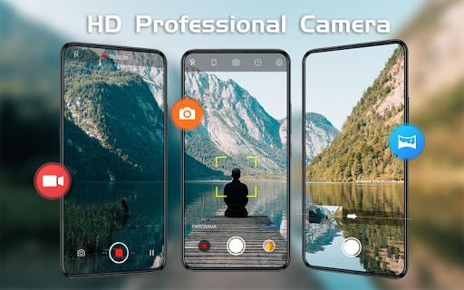 HD Camera - Beauty Cam with Filters & Panorama screenshot 1